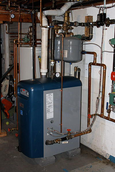 utica steam boiler gas pictures  utica gas boiler service manual